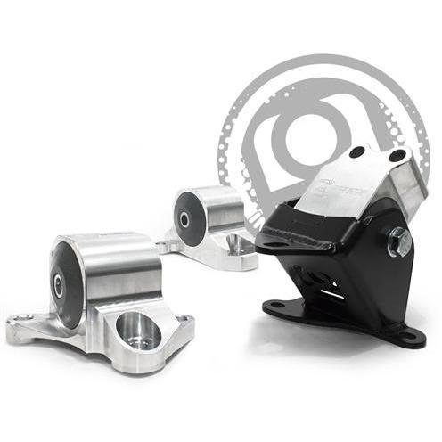 INNOVATIVE MOUNTS - B/D SERIES BILLET CONVERSION ENGINE MOUNT KIT (96-00 CIVIC)