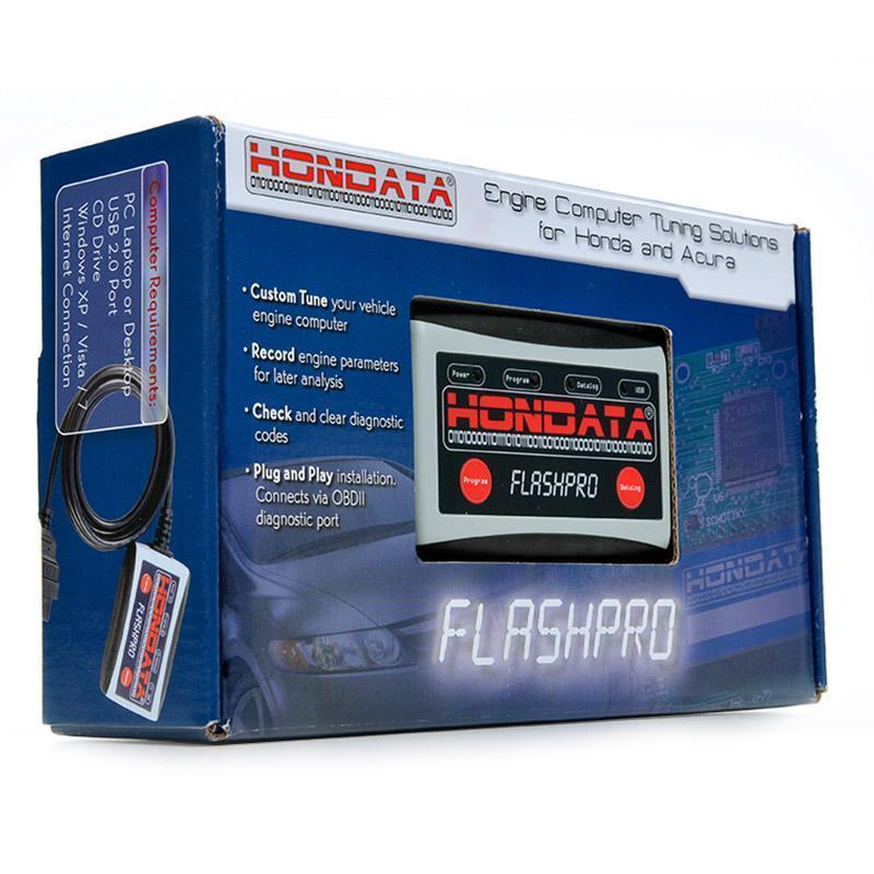 Hondata FlashPro (2017 Civic Type R)