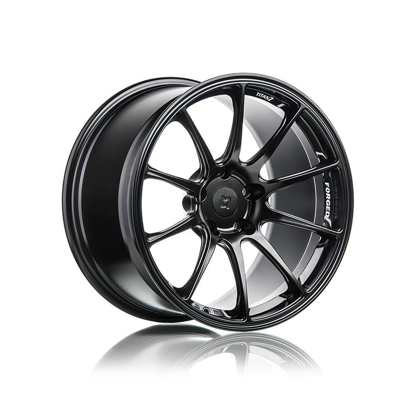 Titan7 - T-R10 FORGED 10 SPOKE WHEEL (Set of Four)
