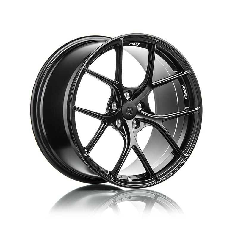 Titan7 - T-S5 FORGED SPLIT 5 SPOKE WHEEL (Set of Four)