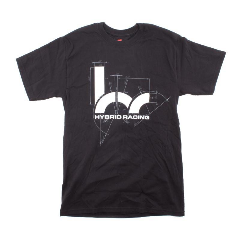 Hybrid Racing Dimensions T-Shirt Small HYB-DMT-00-0S