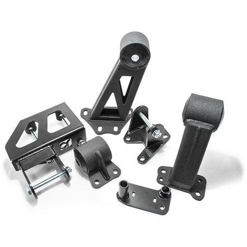 INNOVATIVE MOUNTS - J-SERIES CONVERSION MOUNT KIT (92-95 CIVIC / 94-01 INTEGRA)