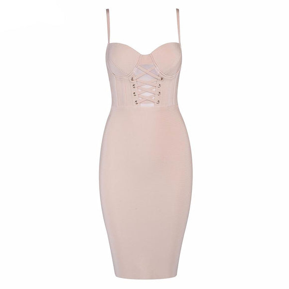 Neriah Bandage Dress