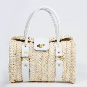 Norah Straw Bag