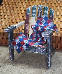 American Quilt Chair