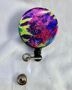 Badge holder 10