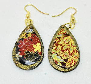 Chinese Pattern earrings