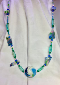 Chunky Ocean Necklace