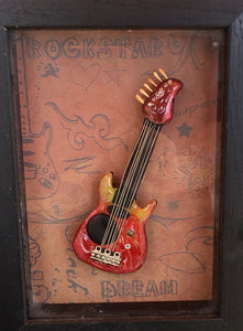 Copper Peg Guitar