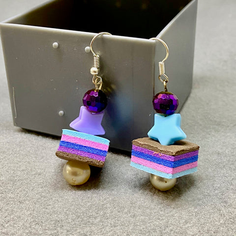 Foam Earrings 1