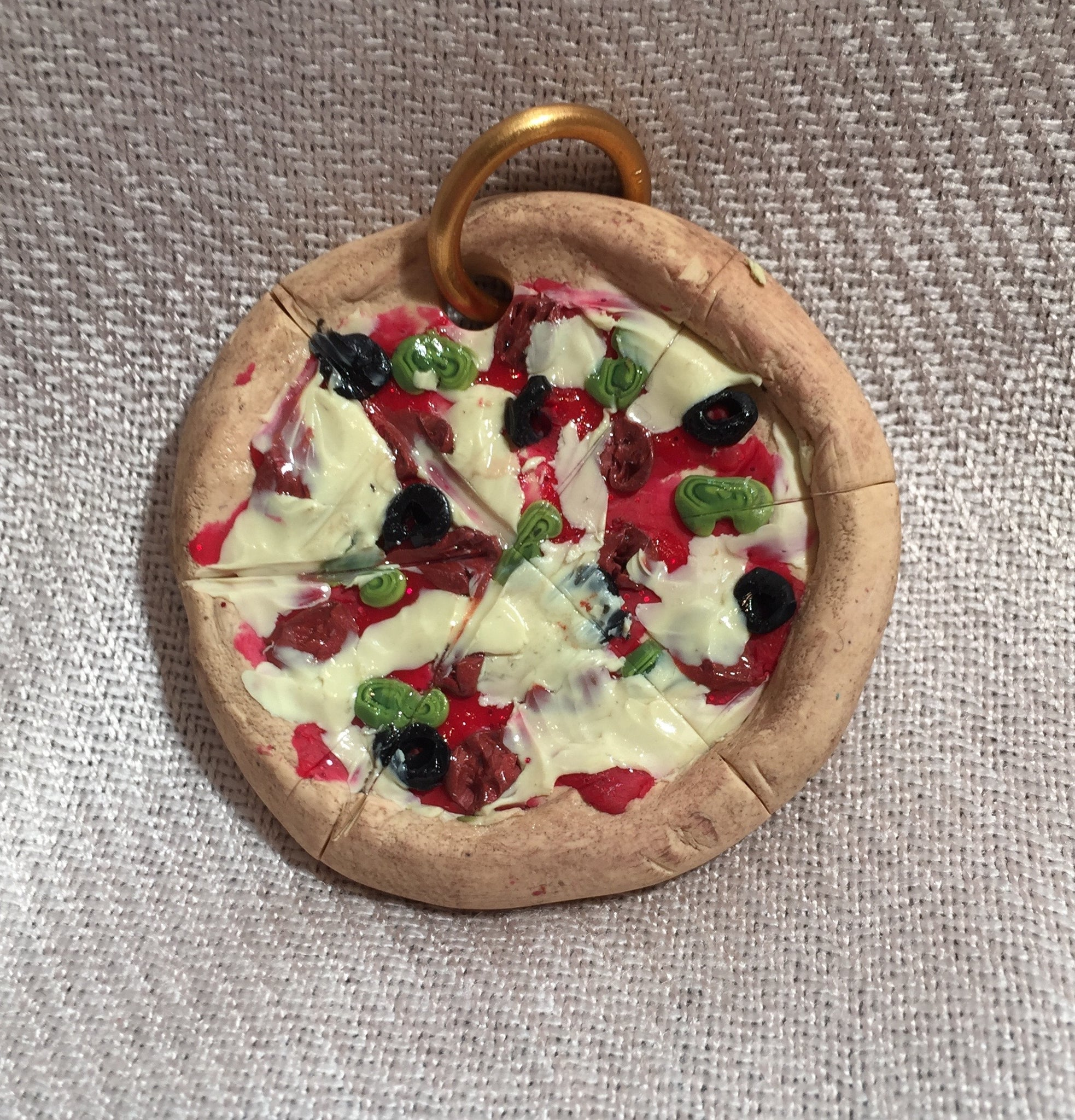 Pizza Pendant