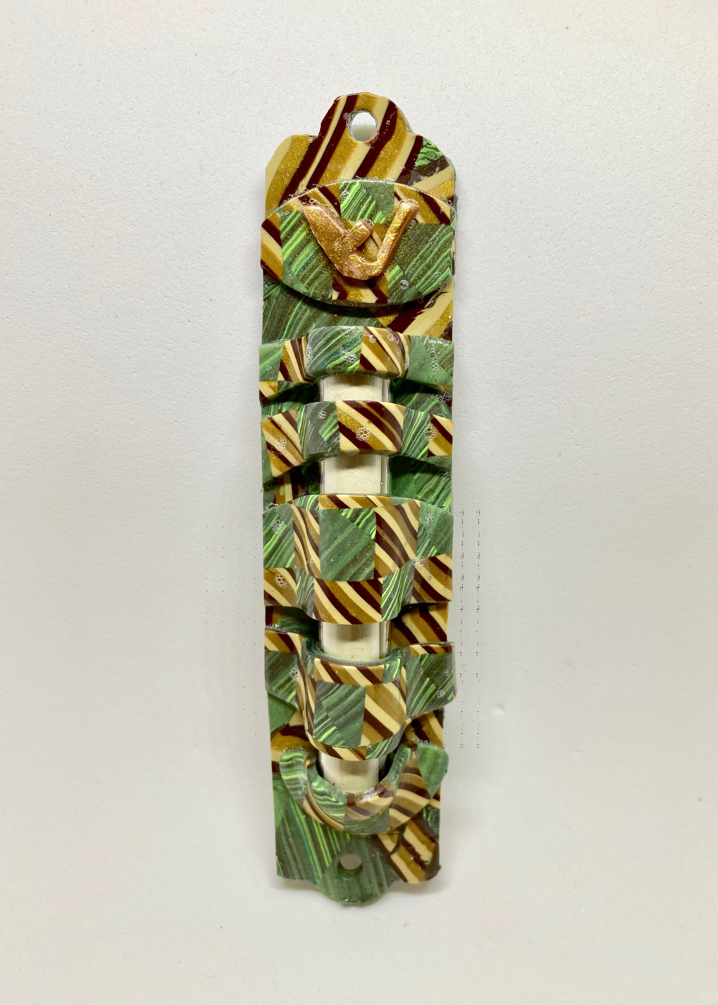 See Scroll Mezuzah 9