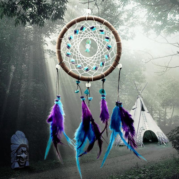 Wind Chimes Indian Style Dreamcatcher