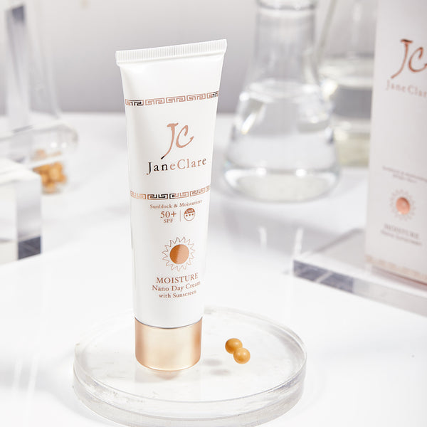 Moisture Nano Day Cream with Sunscreen