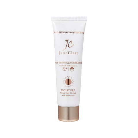 Moisture Nano Day Cream with Sunscreen SPF 50+