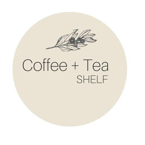 Coffee + Tea Shelf