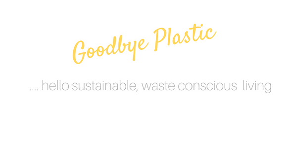 sustainable living and waste conscious lifestyle