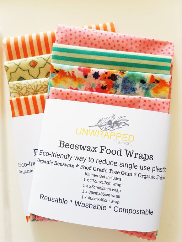BEESWAX WRAPS KITCHEN SET - seo-img
