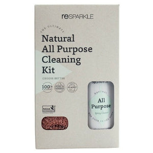 RESPARKLE NATURAL ALL PURPOSE CLEANING KIT - seo-img
