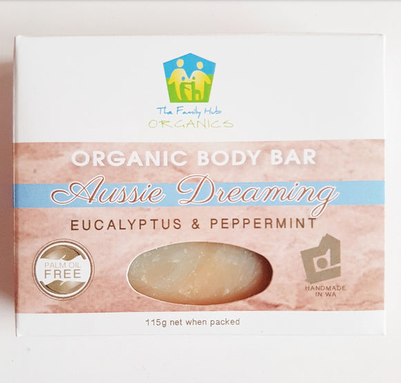 THE FAMILY HUB ORGANICS SOAP BARS - seo-img