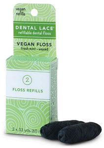 DENTAL LACE VEGAN FLOSS REFILL - seo-img