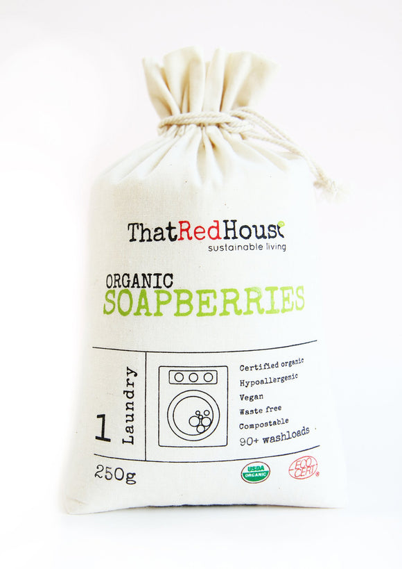 THAT RED HOUSE ORGANIC SOAPBERRIES 250g - seo-img