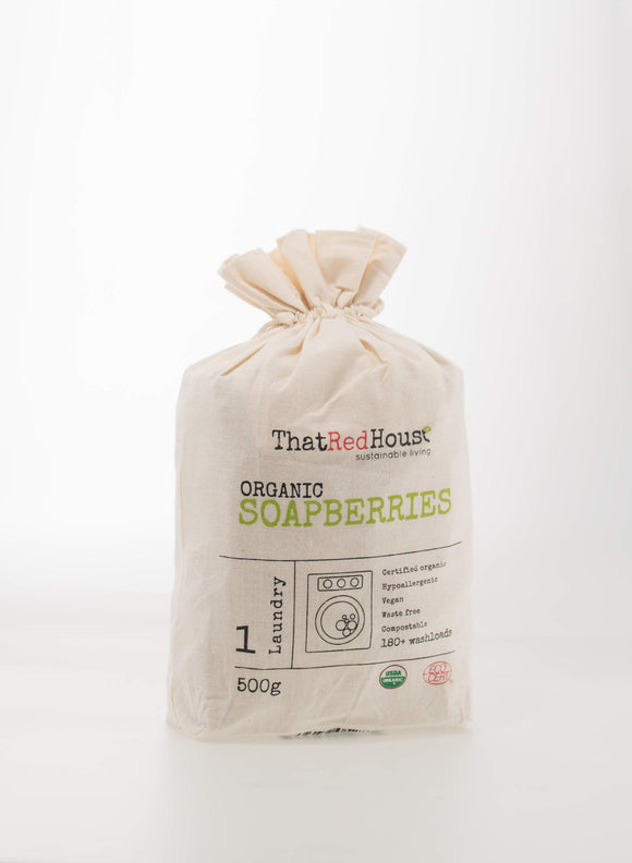 THAT RED HOUSE ORGANIC SOAPBERRIES 500g - seo-img