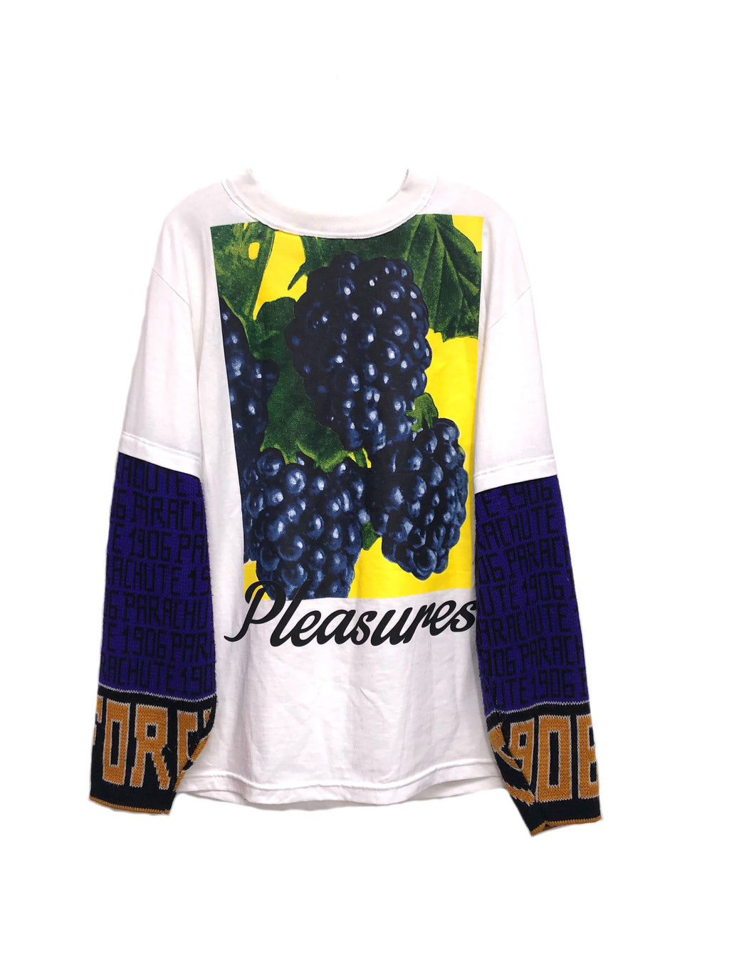 LHLA x PLEASURES FRUIT SWEATER