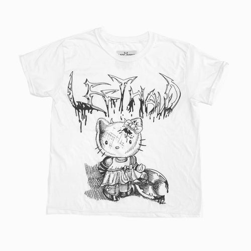 SLATER HELLO KITTY BB TEE