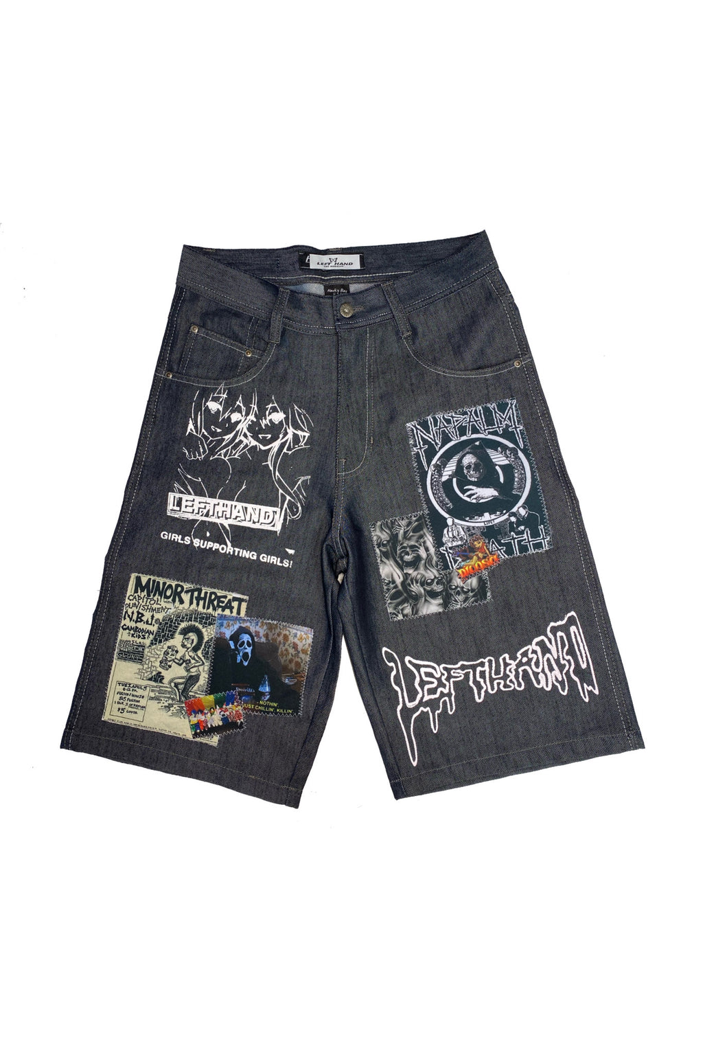 Minor threat shorts