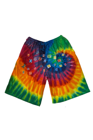 YOU KNOW DA FUKN VIBES SHORTS