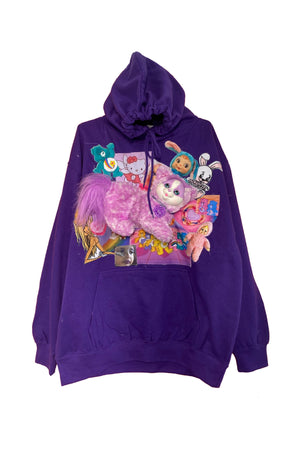 Kitty secret hoodie