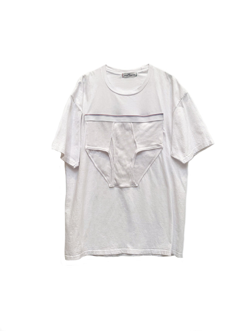 Tighty whitey tee