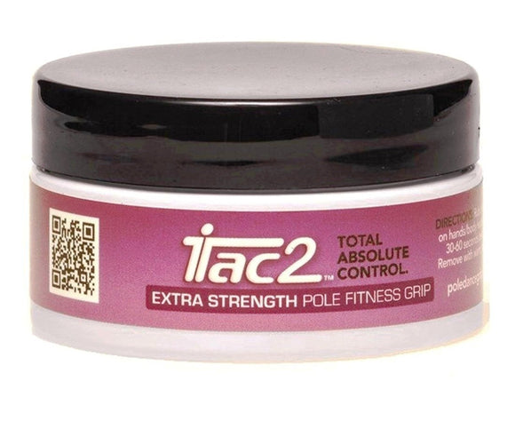 iTac2 Pole Fitness Sports Grip – Extra Strength 45g