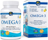Nordic Naturals - Omega-3, Cognition, Heart Health, and Immune Support