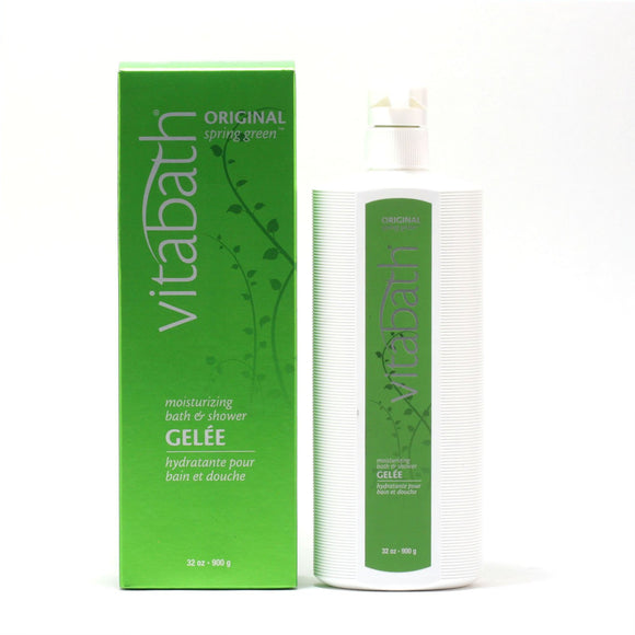 Vitabath Green - Bath & Showergelee 32 OZ