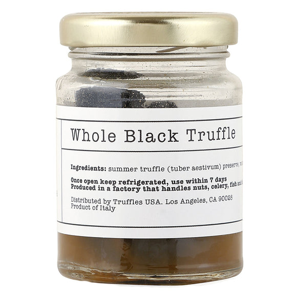 TRUFFLES USA Whole Black Truffles 1.76 oz