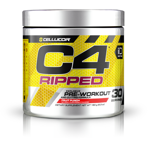 Cellucor - C4 Ripped Pre-Workout