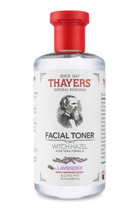 Thayers Alcohol-Free Witch Hazel Toner Lavenderl, 12 Fluid Ounce