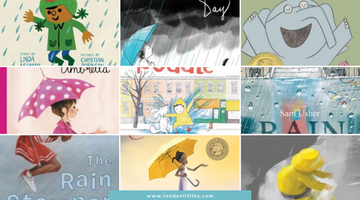 25 Children's Books for a Rainy Day