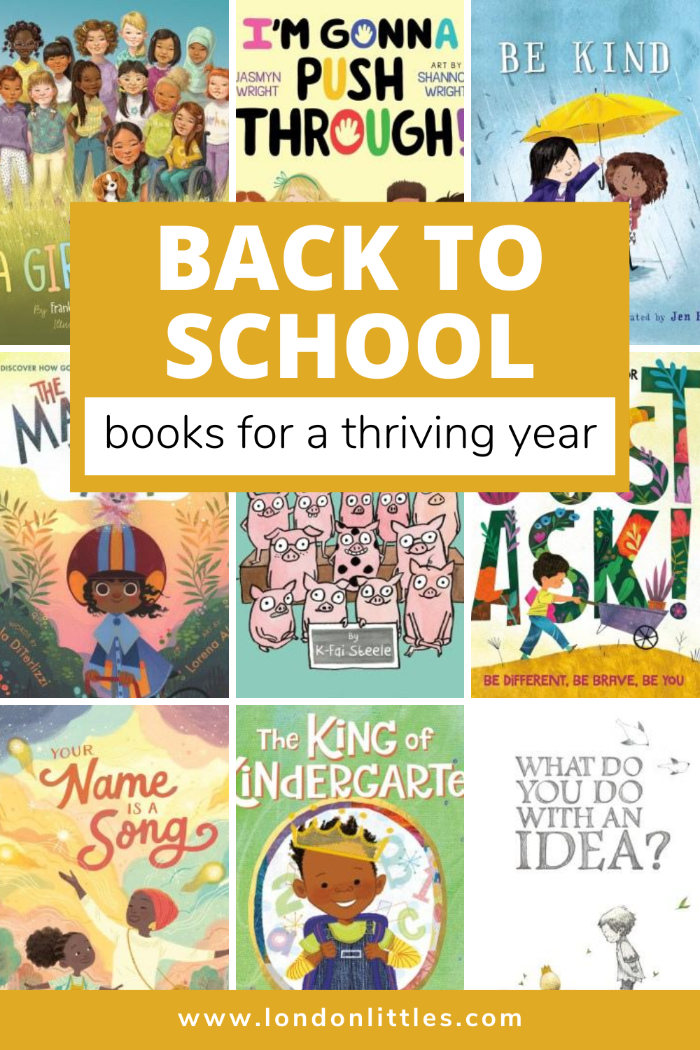 back to school books for kids books of values