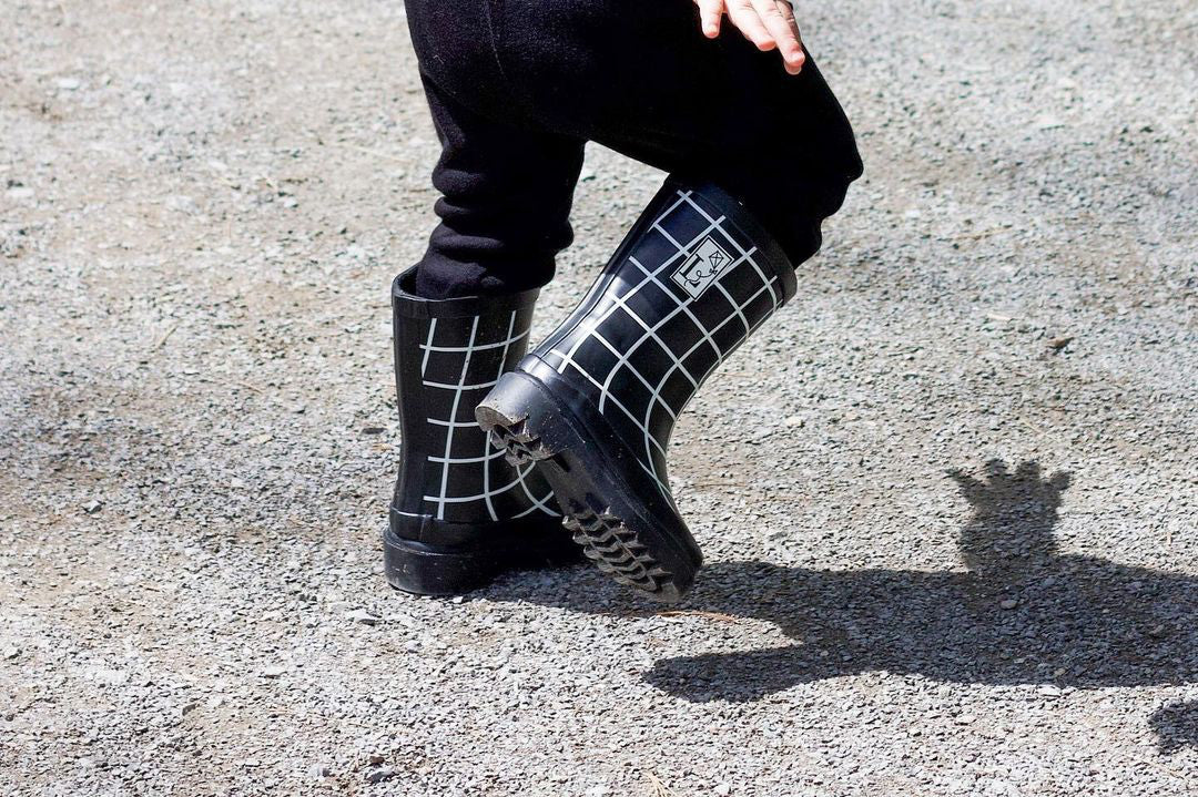 Durable Boots for Spring Play