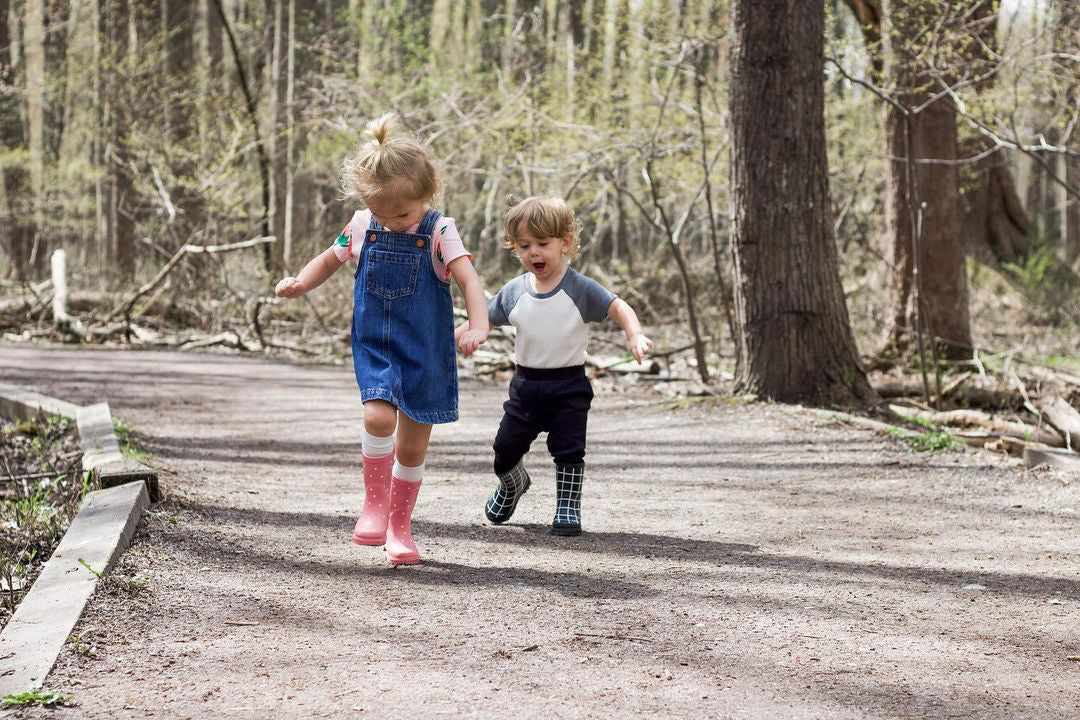 Children's Boots for Spring Adventures
