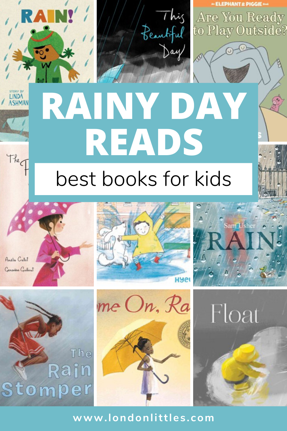 children's books for a rainy day london littles boots