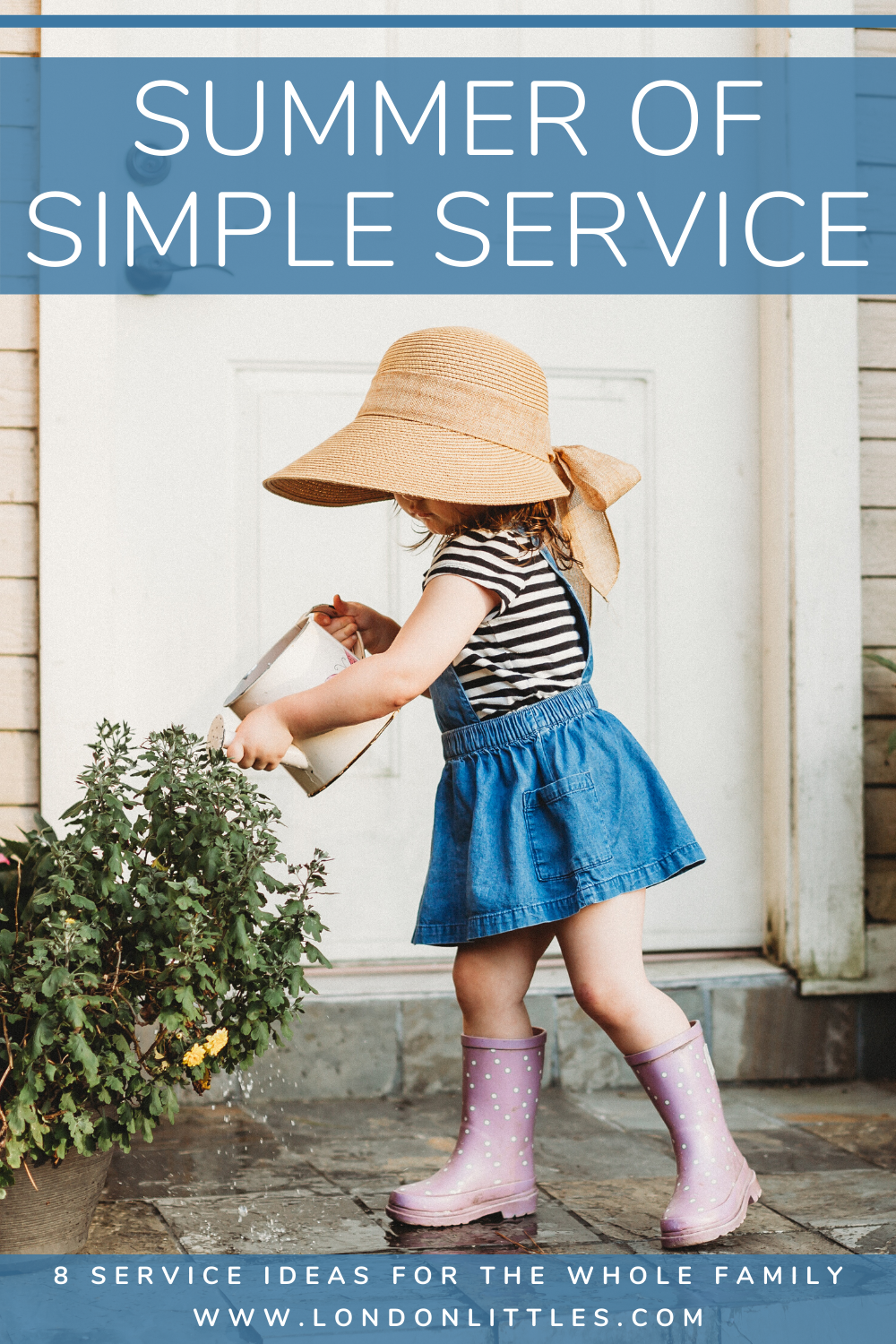 simple service activities for the whole family