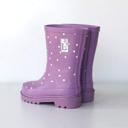 Factory Seconds - Darling Purple Rain Boot