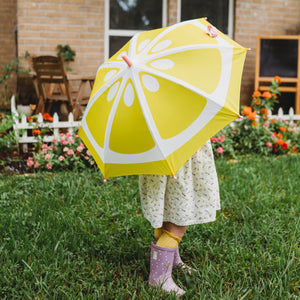 Camden Umbrella - Lemon