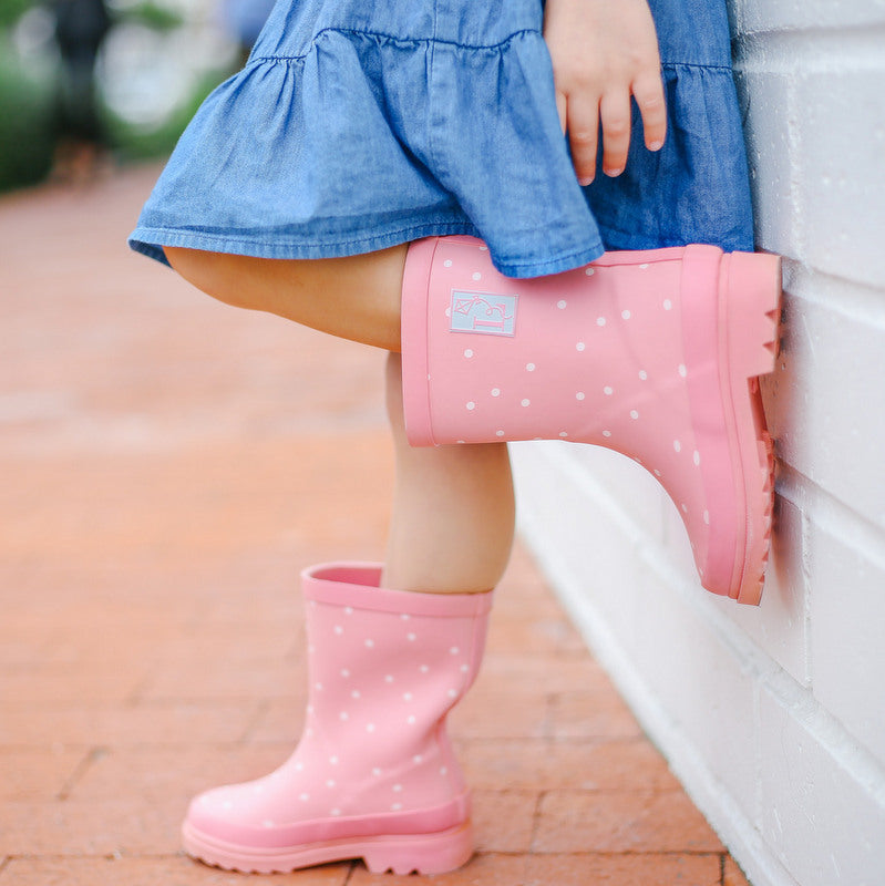 Factory Seconds - Darling Pink Rain Boot