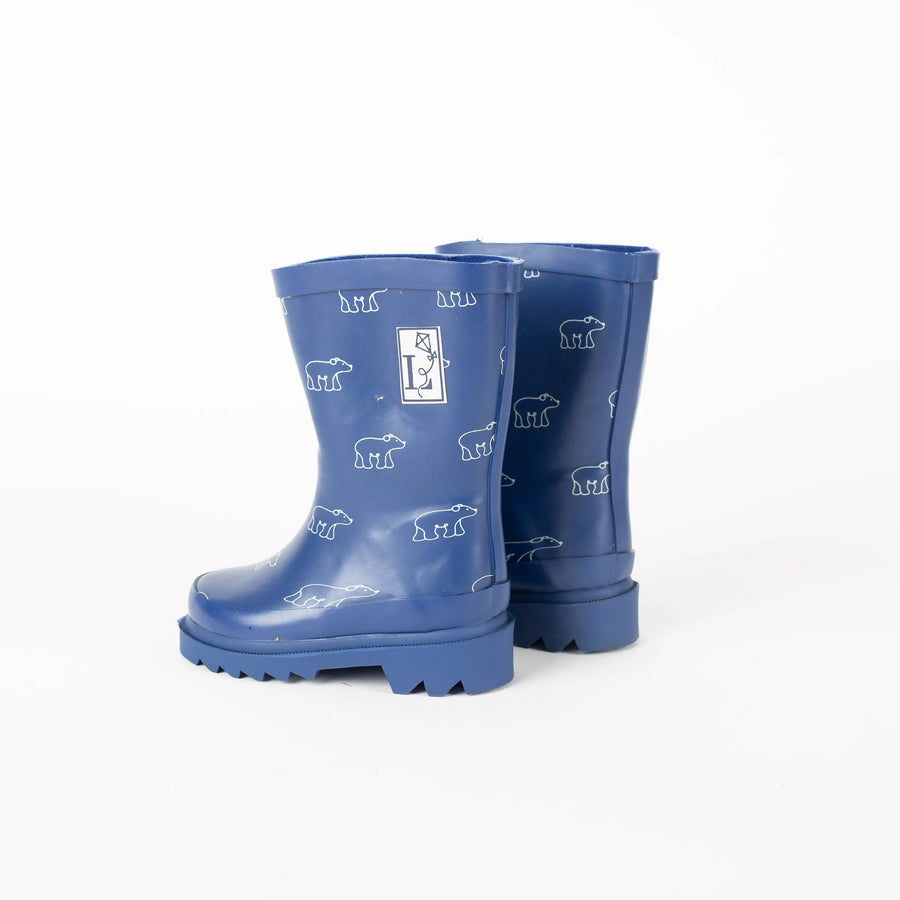 Darkest Peru Rain Boot