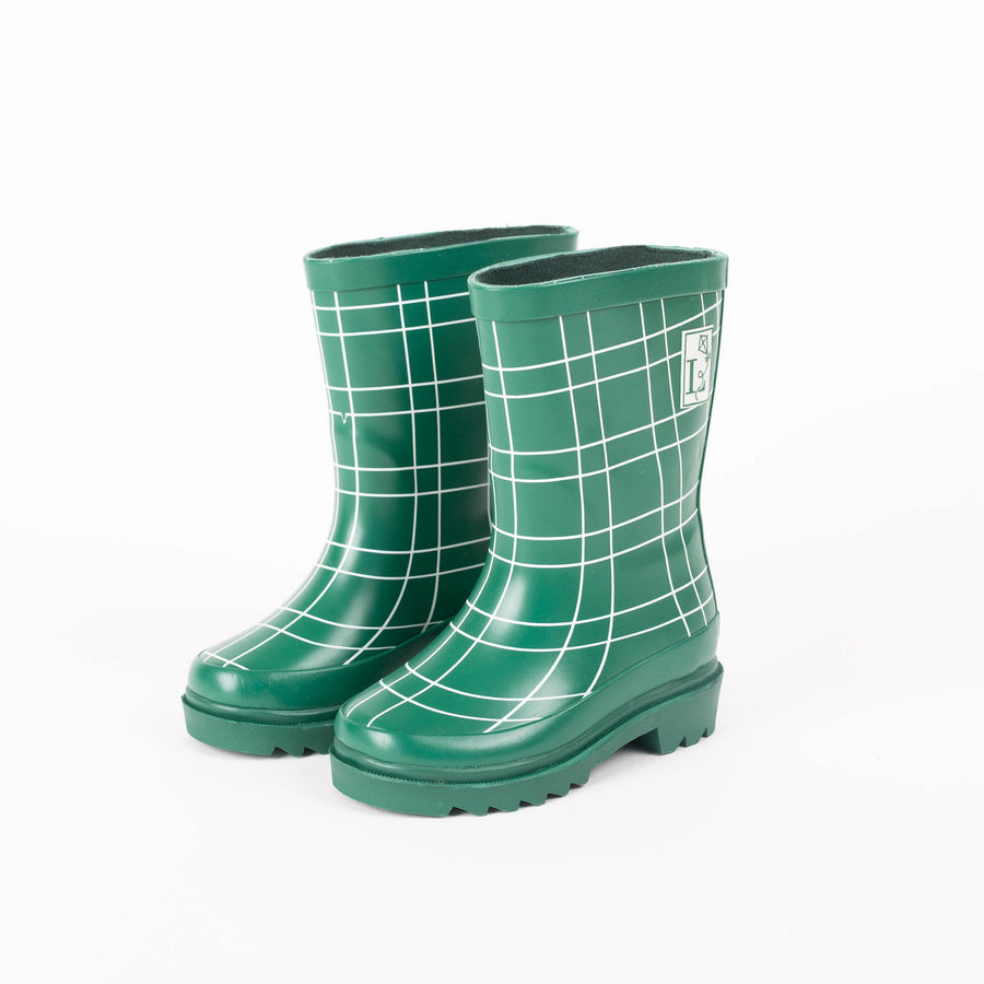 King's Cross Green Rain Boot